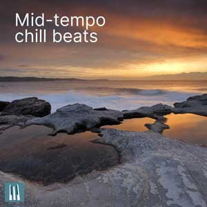 Mid-tempo chill beats