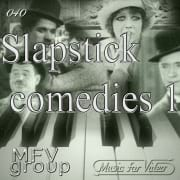 music for slapstick comedies